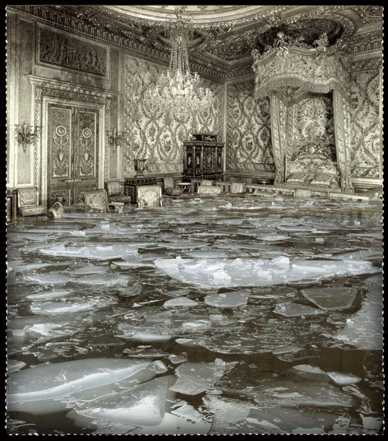 Del hielo *