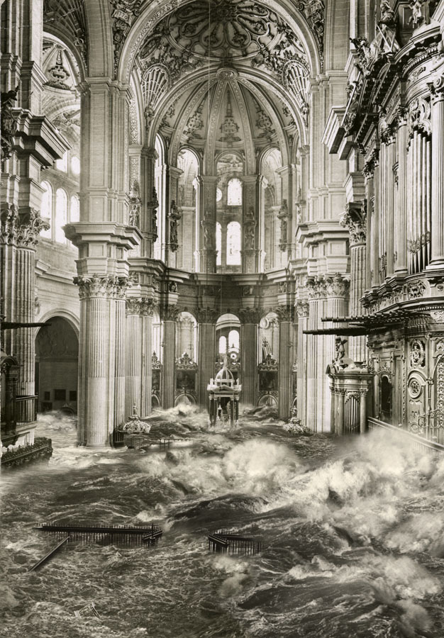 Dioses en la catedral *