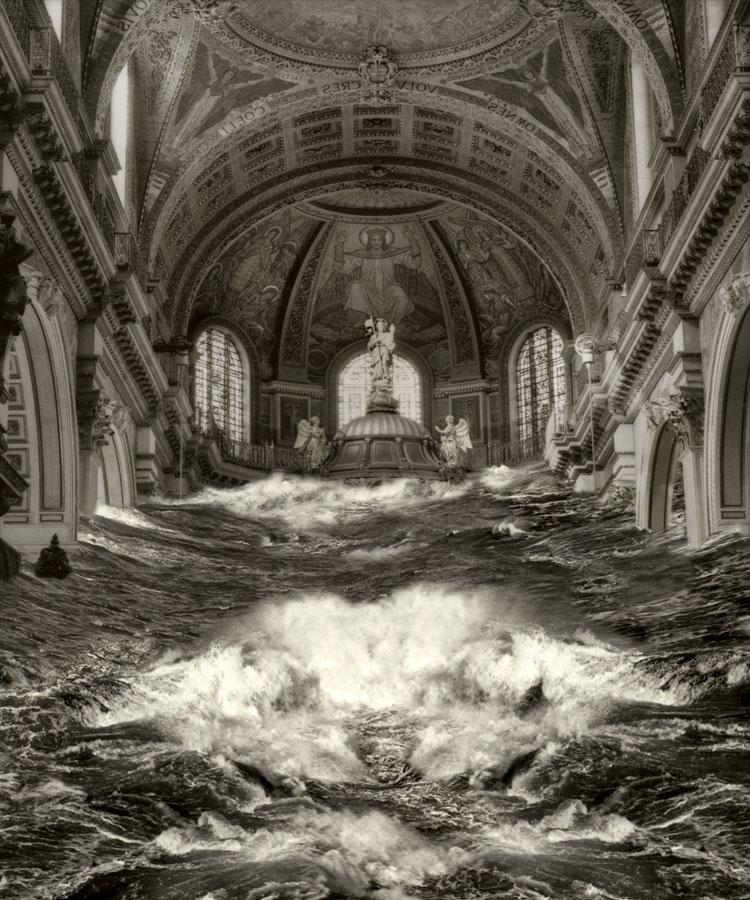Altar St Paul's