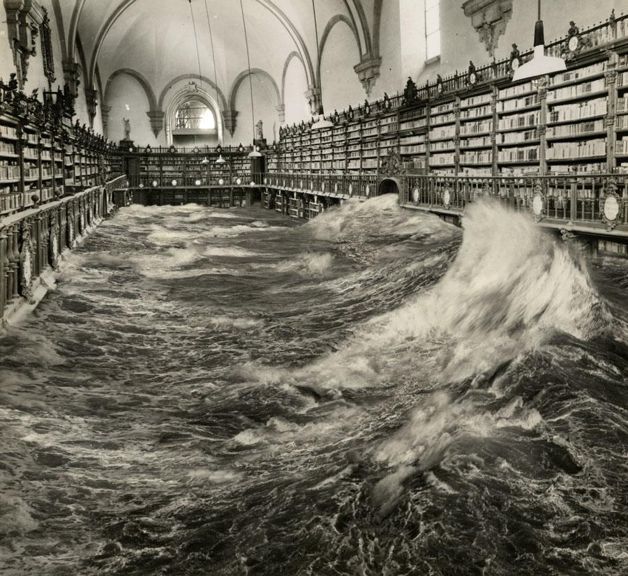 La última biblioteca *
